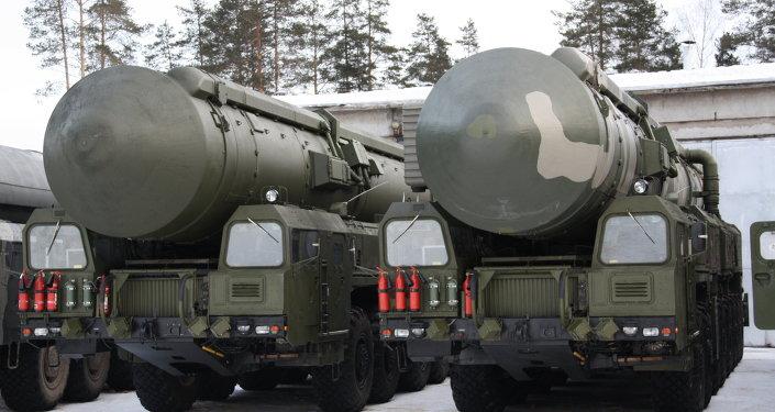 El antecesor de RS-26 Rubezh, el misil balístico intercontinental RS-24 Yars