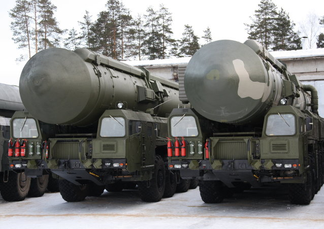 Misil balístico intercontinental RS-24 Yars