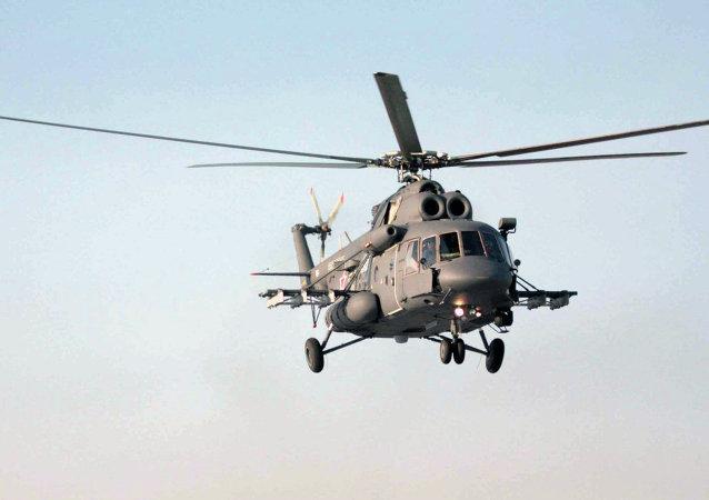 Helicóptero Mi-8AMTSh