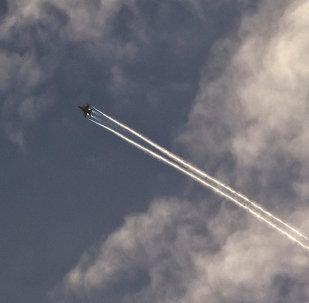 Avion de EEUU en Siria