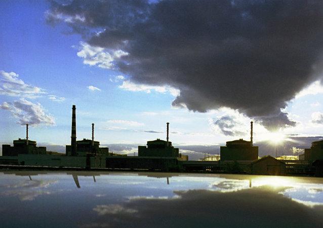 Zaporozhye nuclear power plant