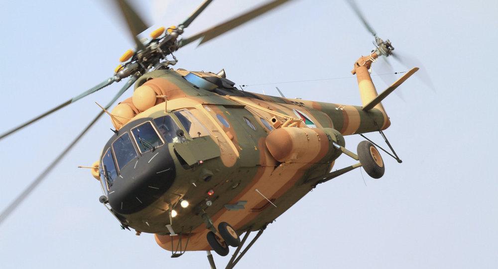 Helicóptero Mi-17B-5