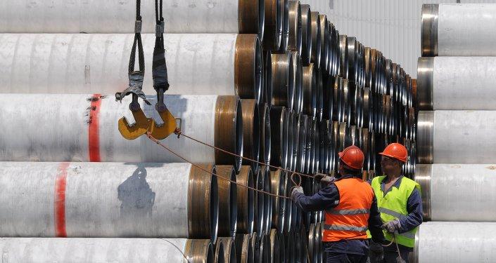 Bulgaria continúa los preparativos del South Stream