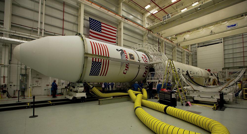 Cohete portador Antares