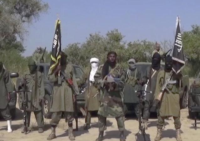 Yihadistas de Boko Haram (archivo)