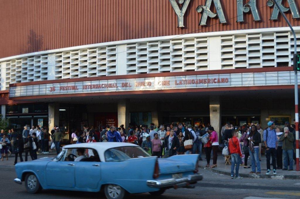 Festival Internacional del Nuevo Cine Latinoamericano de La Habana