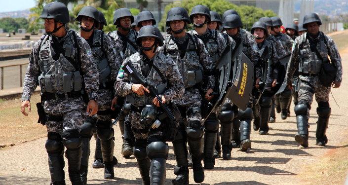 Policía Militar de Brasil