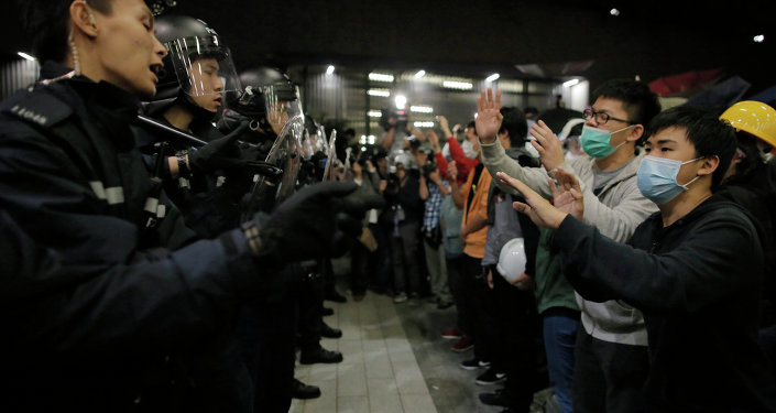 Nuevos enfrentamientos en Hong Kong