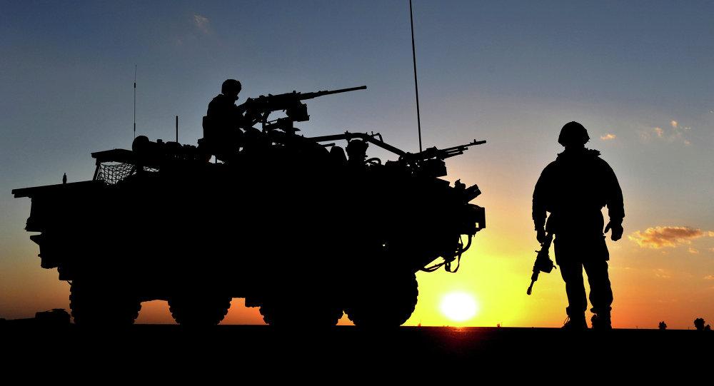Militares en Afganistán