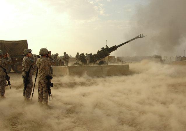 Pentágono admite que necesitaría desplegar tropas terrestres en Irak para combatir el EI