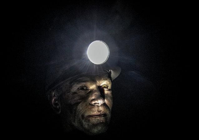 Minero ucraniano
