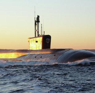 Submarino nuclear de cuarta generación Vladímir Monomaj