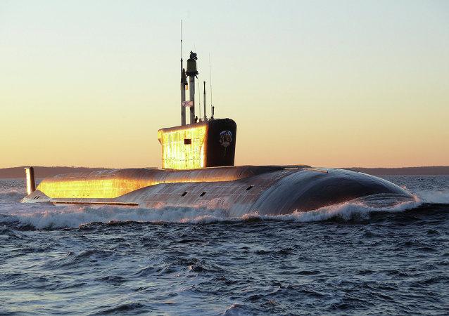 Submarino nuclear Vladímir Monomaj