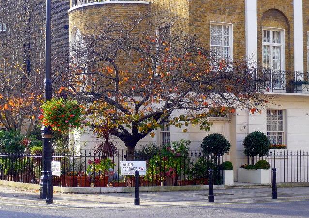 Дома в Белгравии, Лондон