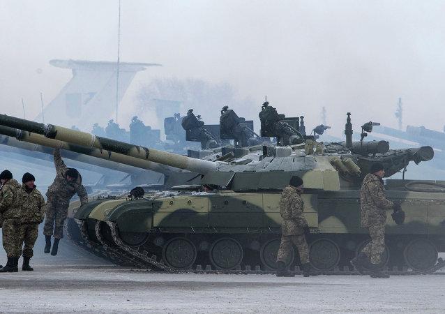 Entra en vigor en Ucrania la ley que ordena una nueva movilización parcial