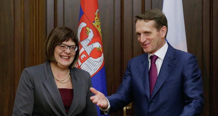 Делегация Народной скупщины Республики Сербия посетила Россию с официальным визитом
