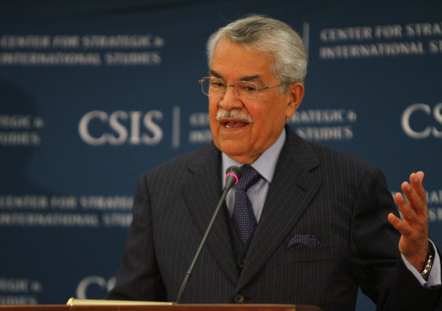 Ali al-Naimi, Minister of Petroleum and Mineral Resources, Kingdom of Saudi Arabia