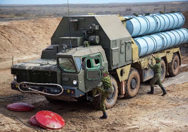 Sistema antimisiles ruso S-300