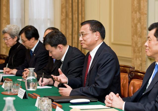Li Keqiang, presidente del Consejo de Estado de China