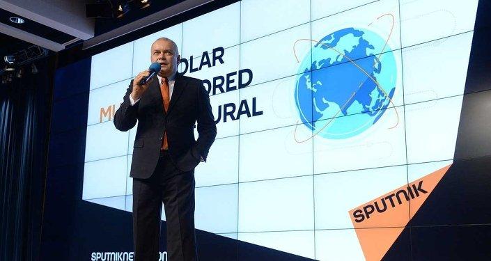 Sputnik en órbita: Rossiya Segodnya acaba de lanzar un nuevo proyecto informativo