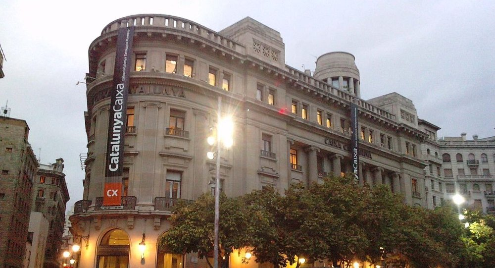 Банк Каталонии Catalunya Caixa