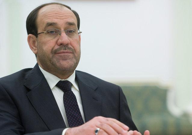 Vicepresidente de Iráq Nuri al Maliki