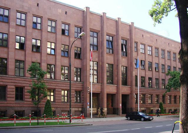 Ministerio de Relaciones Exteriores de Polonia