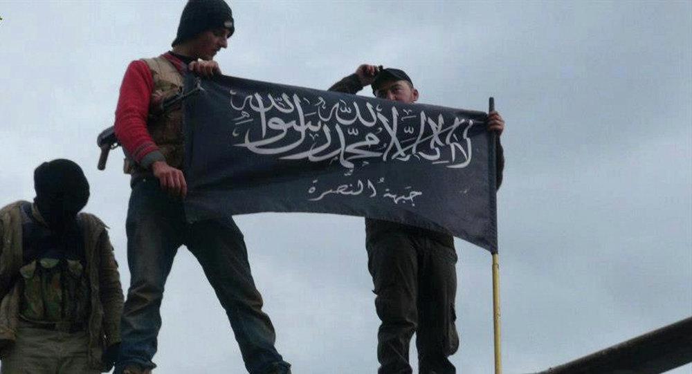 Grupo yihadista Estado Islámico  y Al Qaeda