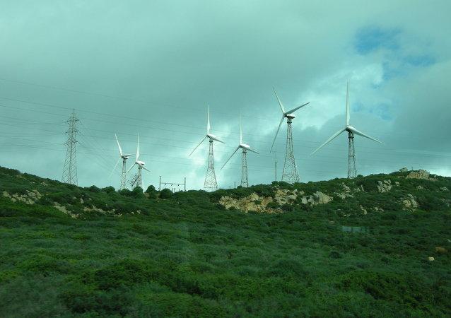 Ветряные мельницы, Тарифа