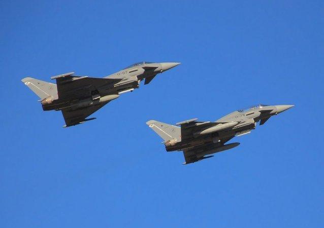 Eurofighter español