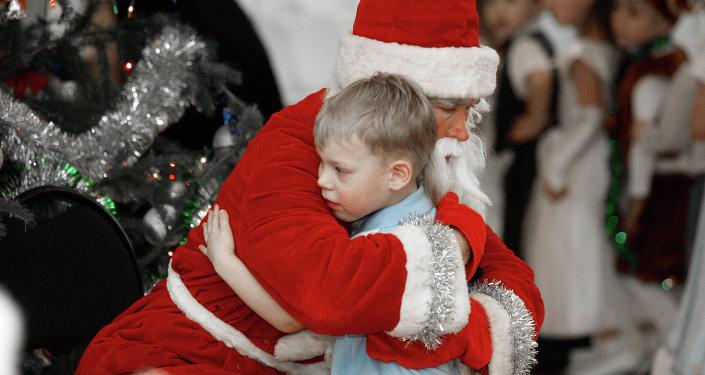 Papa Noel ruso
