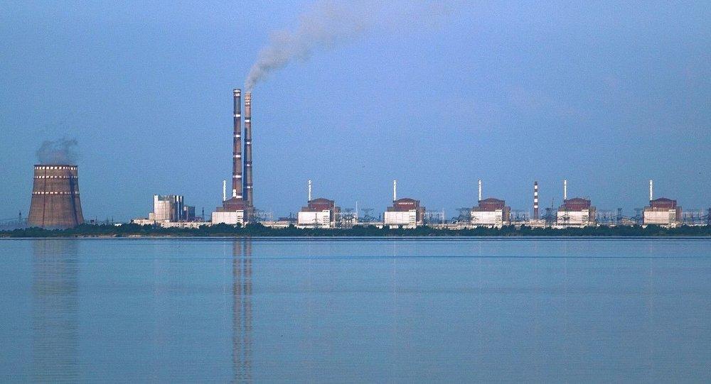 Central nuclear de Zaporozhie