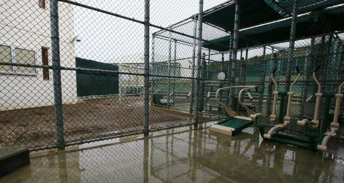 La cárcel de Guantánamo