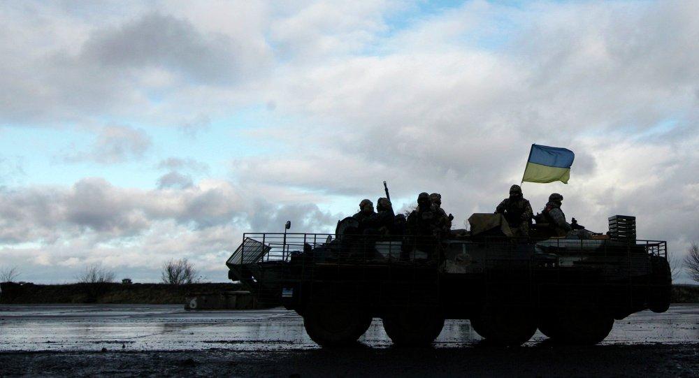 El Ejército ucraniano participará este año en once maniobras internacionales