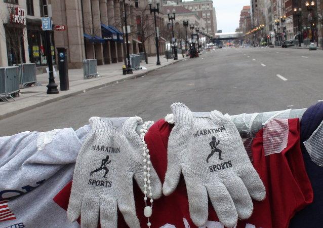 Boston rinde homenaje a las víctimas del atentado