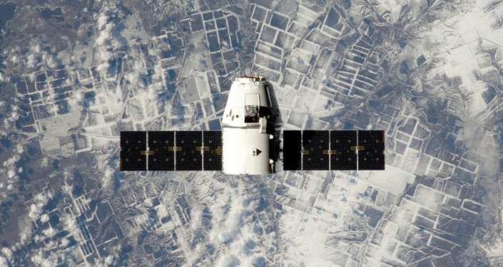 La nave Dragon de SpaceX