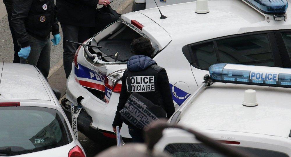 Теракт в Париже в здании еженедельника Charlie Hebdo