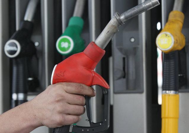 Una gasolina