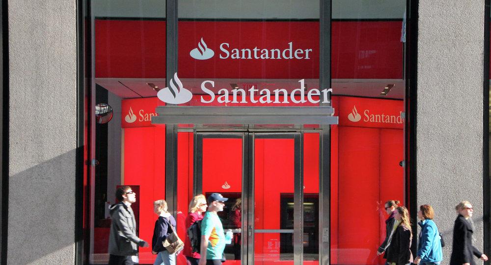 Банк Сантандер