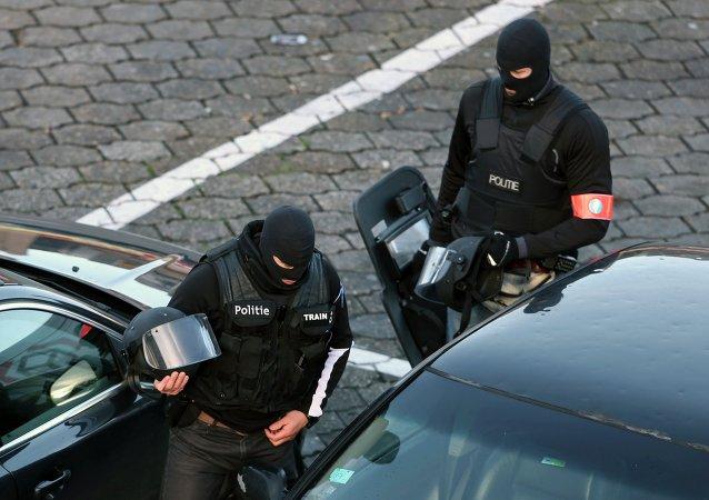 Fuerzas especiales belgas