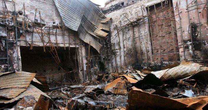 Rusia abre una causa penal por genocidio de rusoparlantes en Donbás