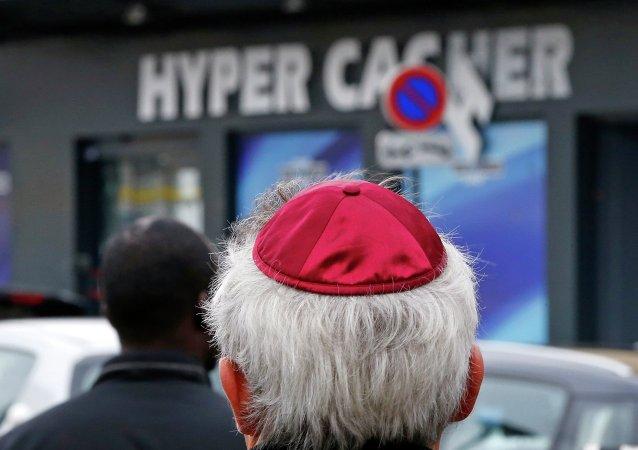 La tienda judía en París