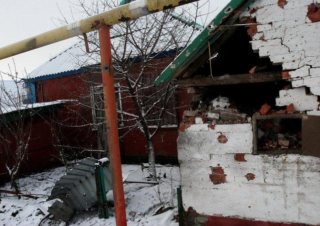 Donetsk informa de tres civiles muertos en bombardeos desde comienzo de año