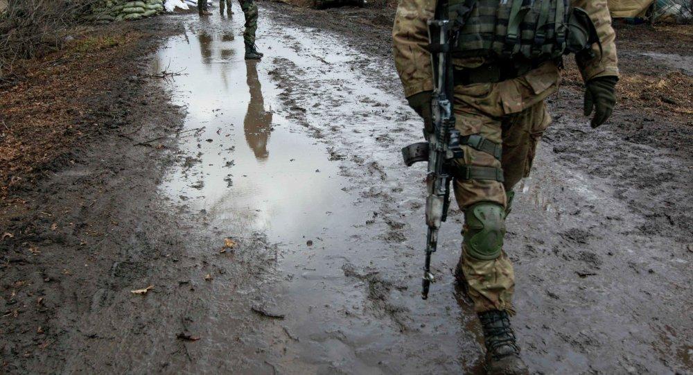 Canciller italiano descarta suministrar armas letales a Ucrania