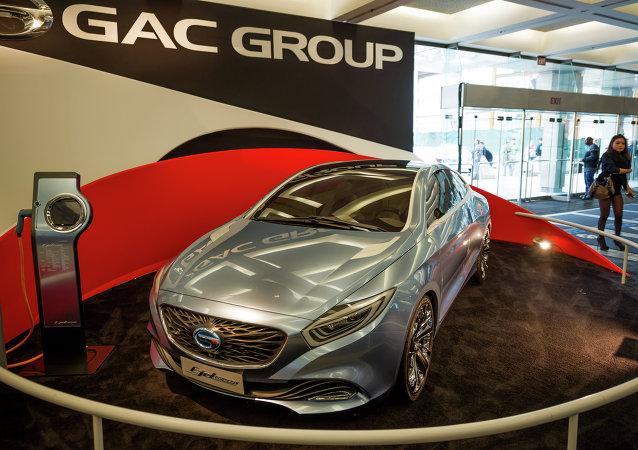 El fabricante chino de coches GAC Group estudia construir una planta en Rusia