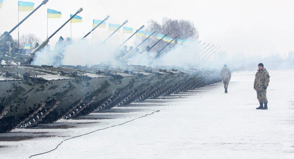 Donbás, una guerra hasta quemar el último cartucho