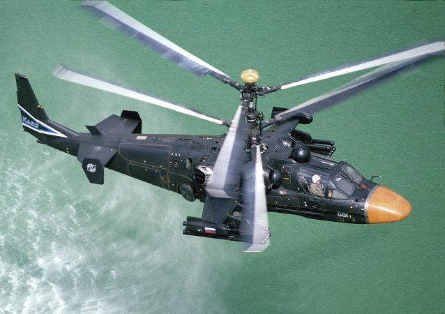 Helicóptero Ka-52