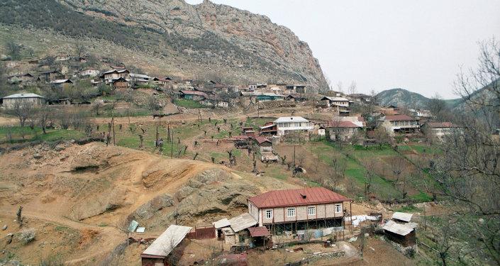 Ciudad de Armenia Gyumri
