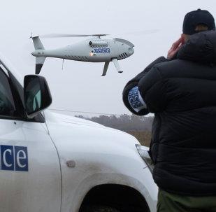 La OSCE prevé aumentar en febrero a 500 el número de sus observadores en Ucrania