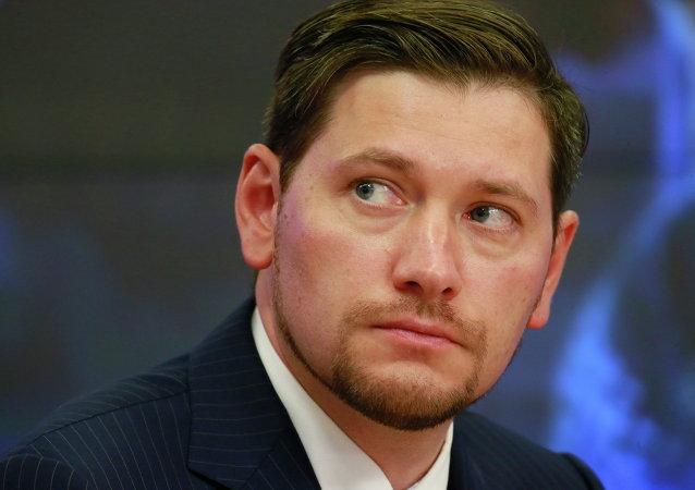 Damir Mujetdinov, vicepresidente del Consejo Musulmán de Rusia